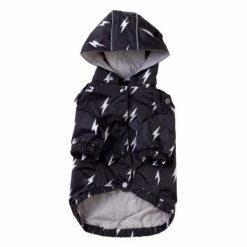 BOLT dežni plašč s kapuco