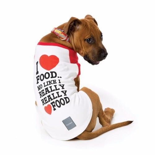 I LOVE FOOD T-shirt majica